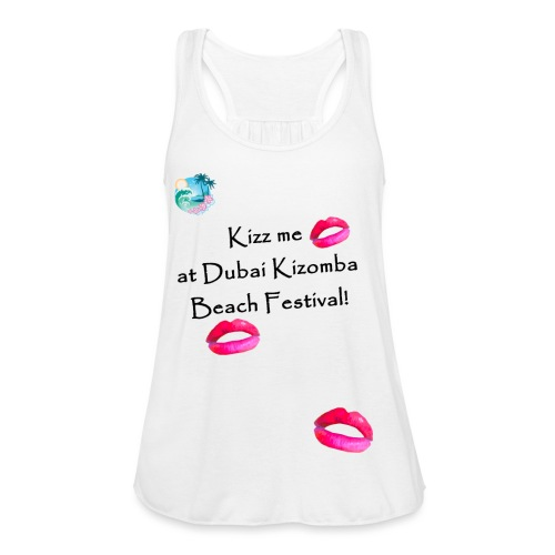 Perfect lips design black text variation 3 - Women's Tank Top by Bella