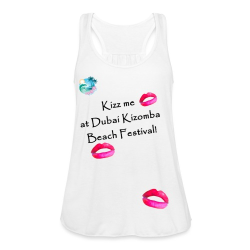 Perfect lips design black text variation 4 - Women's Tank Top by Bella