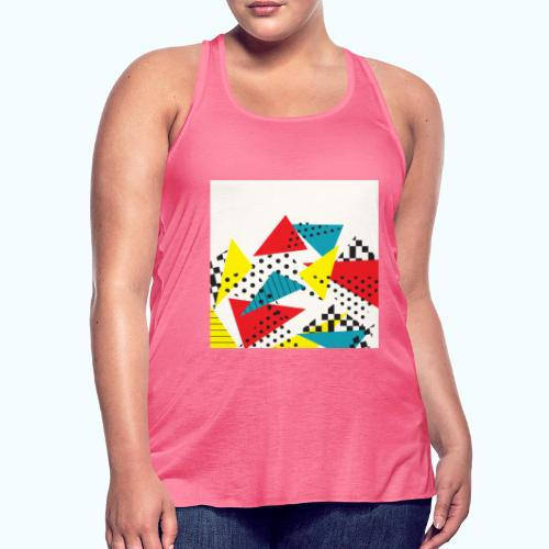 Abstract vintage collage - Women's Tank Top by Bella