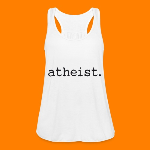 atheist BLACK - Featherweight Women's Tank Top