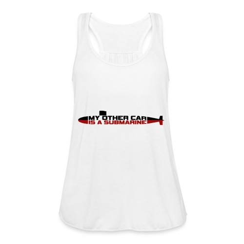 My other car is a Submarine! - Women's Tank Top by Bella