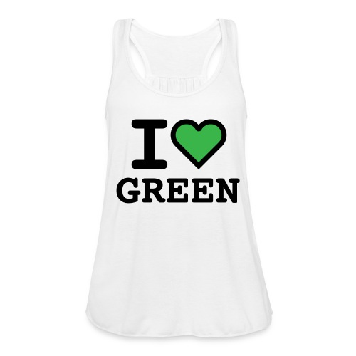 i-love-green-2.png - Top da donna leggerissimo