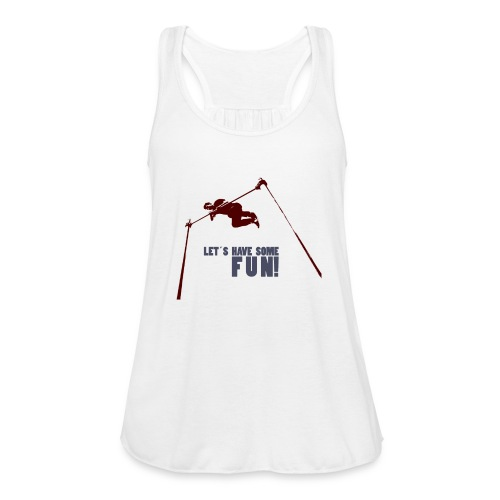 Let s have some FUN - Vederlichte vrouwen tanktop