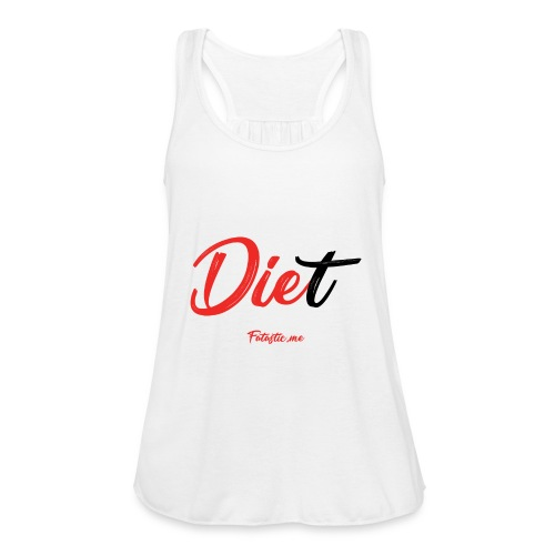 Diet by Fatastic.me - Featherweight Women's Tank Top
