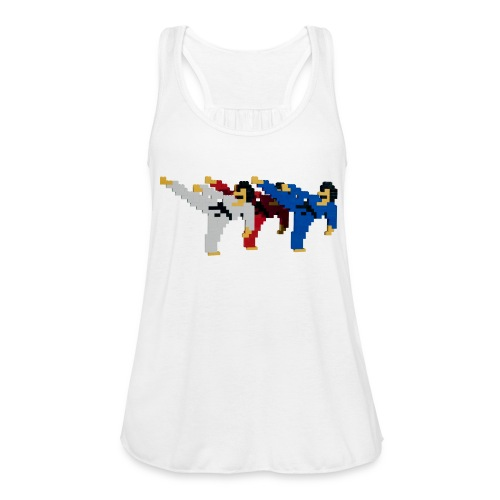 8 bit trip ninjas 2 - Featherweight Women's Tank Top