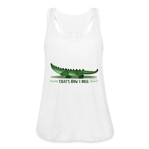 That s How I Roll - Featherweight Women's Tank Top