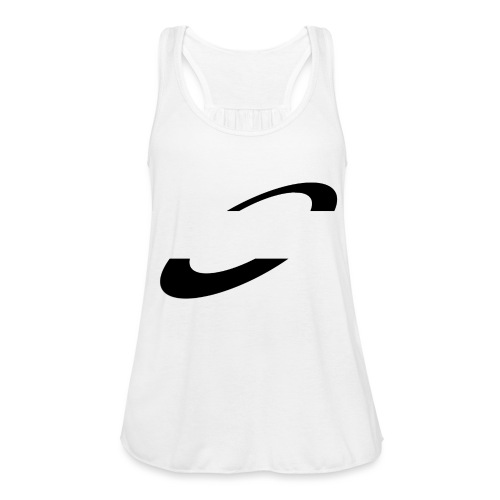 Planet Cycling Icon Black - Featherweight Women's Tank Top
