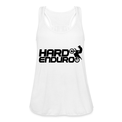 Hard Enduro Biker - Frauen Tank Top von Bella