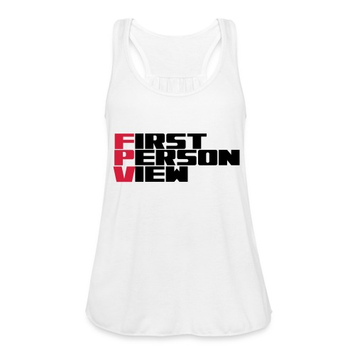First Person View - Featherweight Women's Tank Top