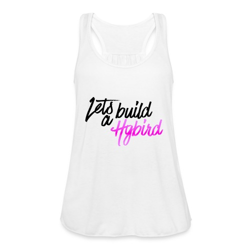 Lets Build A hybrid - Women's Tank Top by Bella