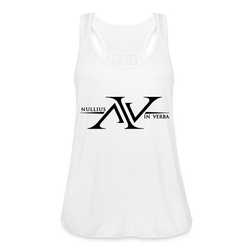 Nullius In Verba Logo - Women's Tank Top by Bella