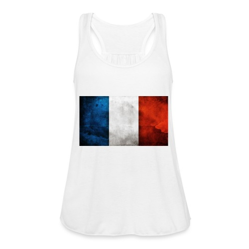 France Flag - Women's Tank Top by Bella