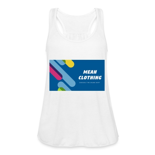 MEAH CLOTHING LOGO - Women's Tank Top by Bella