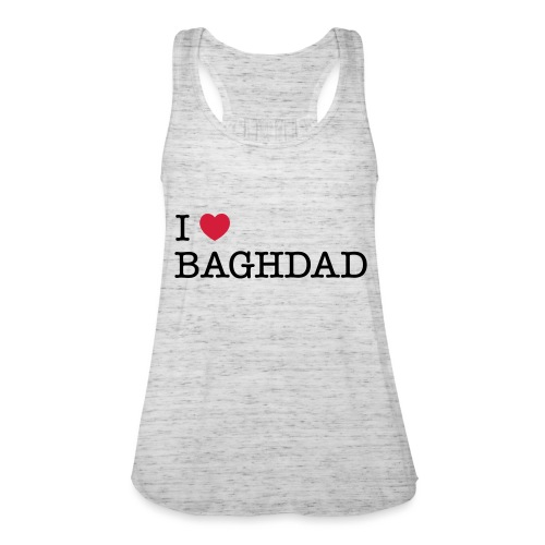 I LOVE BAGHDAD - Featherweight Women's Tank Top