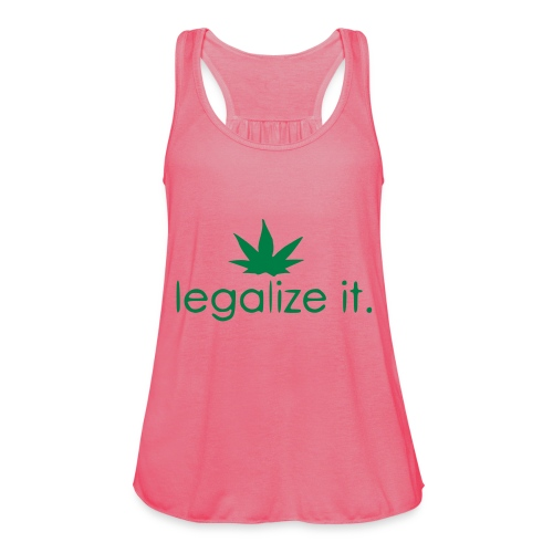 LEGALIZE IT! - Featherweight Women's Tank Top