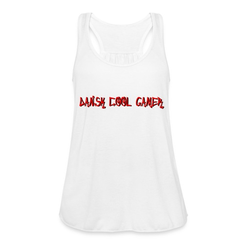 Dansk cool Gamer - Ultralet tanktop til damer