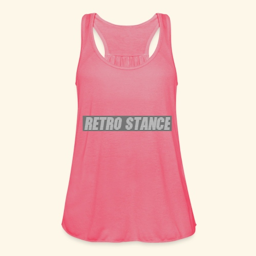 Retro Stance - Women's Tank Top by Bella