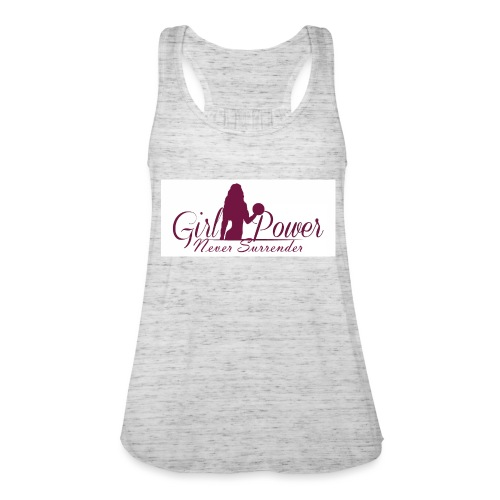 GIRL POWER NEVER SURRENDER - Camiseta de tirantes mujer, de Bella