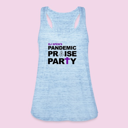 Pandemic Praise Party Logo - Featherweight Women's Tank Top