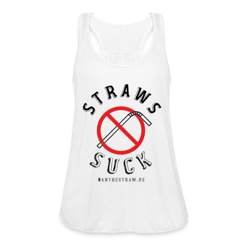 Straws Suck Classic - Featherweight Women's Tank Top