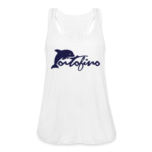 portofino 2019 NAVY - Women's Tank Top by Bella