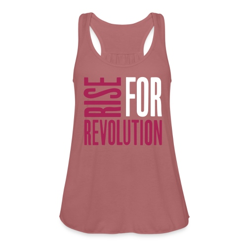rise for rev logo - Featherweight Women's Tank Top