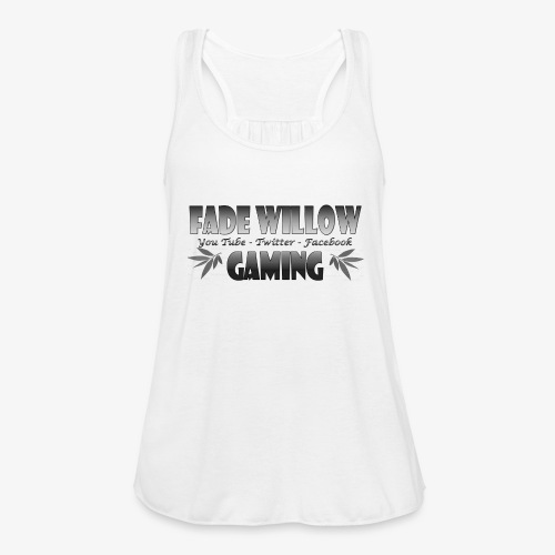 Fade Willow Gaming - Women's Tank Top by Bella