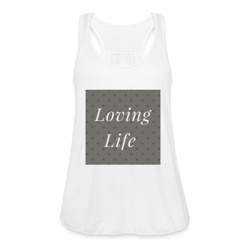 loving life top - Featherweight Women's Tank Top