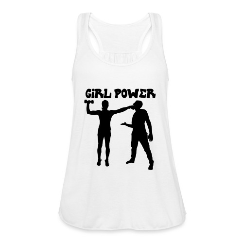 GIRL POWER hits - Camiseta de tirantes mujer, de Bella