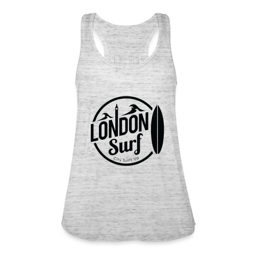London Surf - Black - Women's Tank Top by Bella