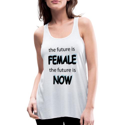 Future Female Now - Frauen Tank Top von Bella
