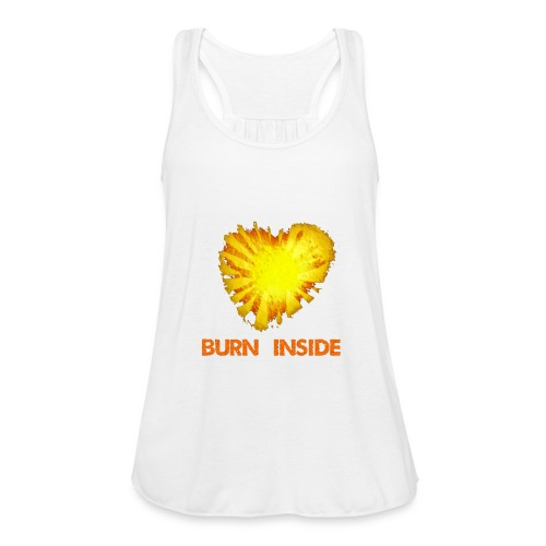 Burn inside - Top da donna leggerissimo