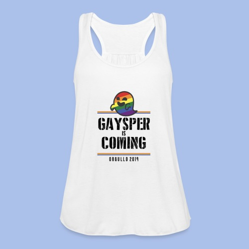GAYSPER IS COMING - Featherweight Women's Tank Top