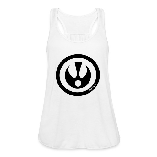 FITTICS SHIELD Red - Featherweight Women's Tank Top