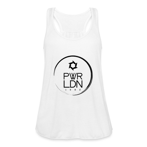 PWR LDN Logo - Women's Tank Top by Bella