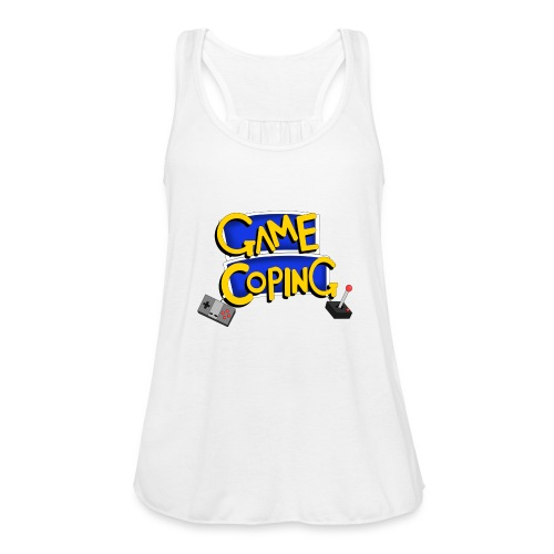 Game Coping Logo - Women's Tank Top by Bella