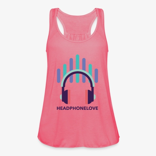 headphonelove - Frauen Tank Top von Bella