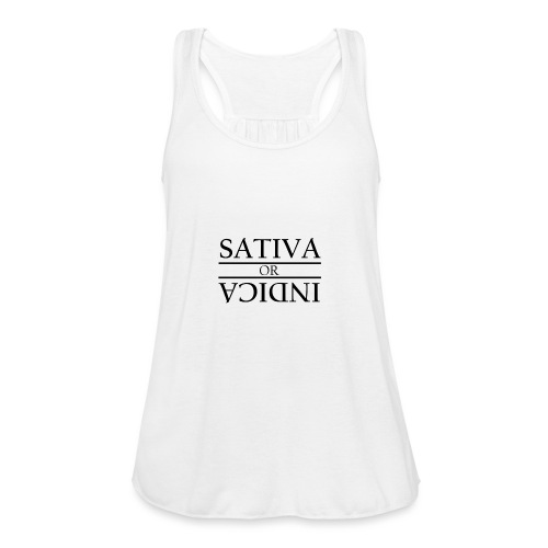 SATIVA OR INDICA - Frauen Tank Top von Bella