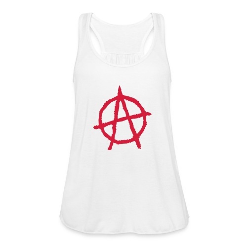 Anarchy Symbol - Featherweight Women's Tank Top