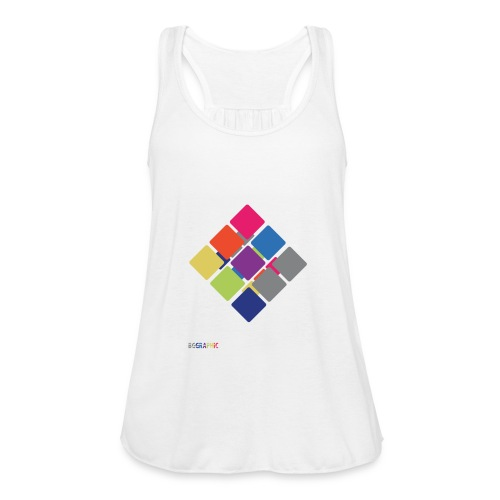 Cube 2 - Women's Tank Top by Bella