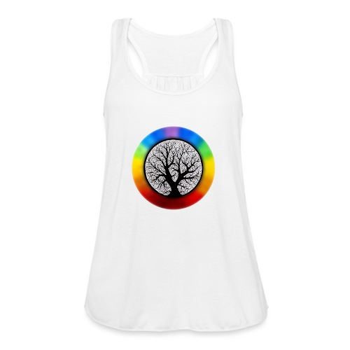 tree of life png - Vrouwen tank top van Bella