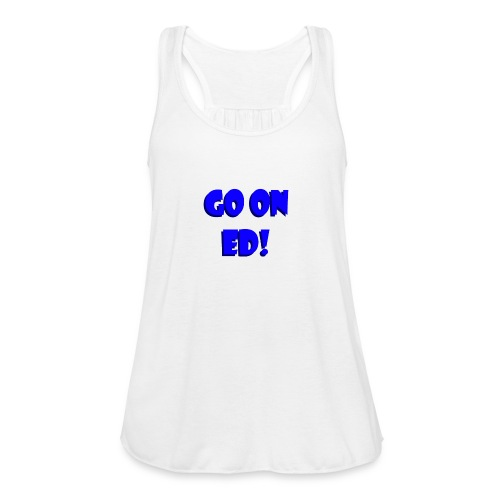 Go on Ed - Featherweight Women's Tank Top