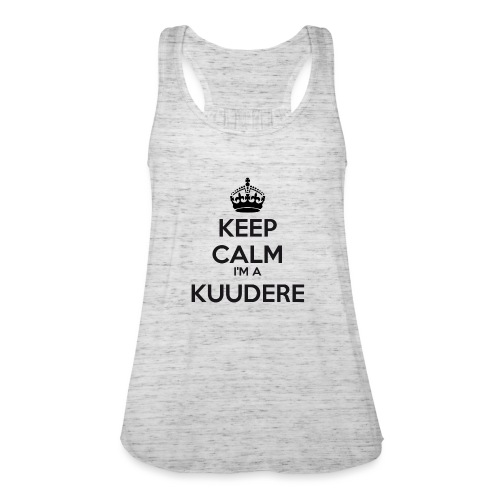 Kuudere keep calm - Featherweight Women's Tank Top