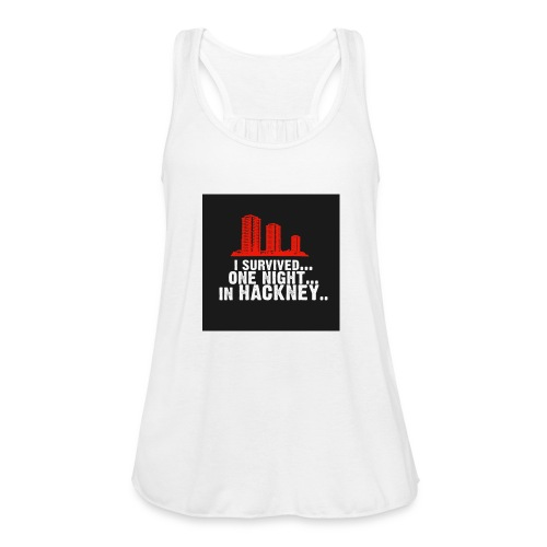 i survived one night in hackney badge - Women's Tank Top by Bella