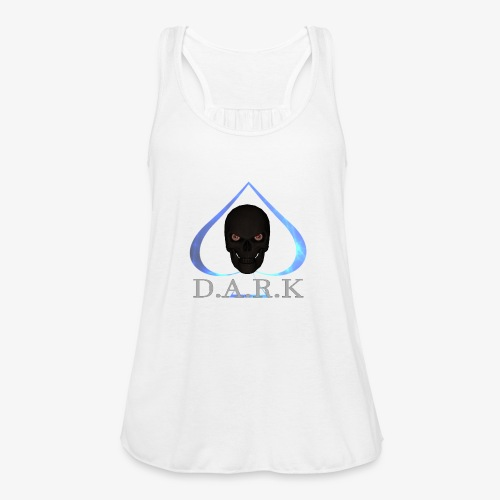 FB Logo 2017 trans halb - Women's Tank Top by Bella