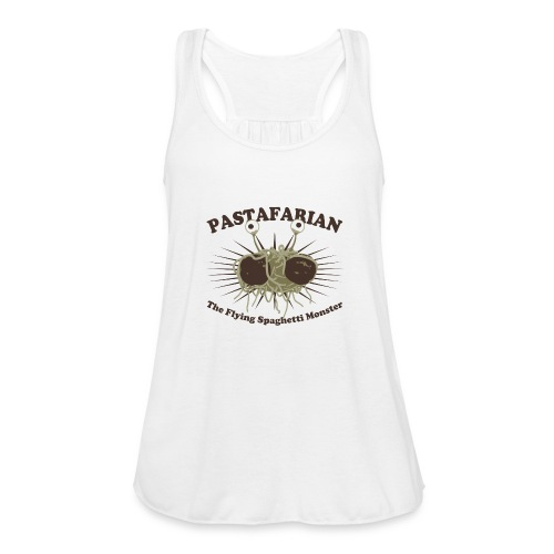 The Flying Spaghetti Monster - Women's Tank Top by Bella