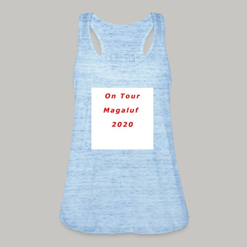 On Tour In Magaluf, 2020 - Printed T Shirt - Featherweight Women's Tank Top