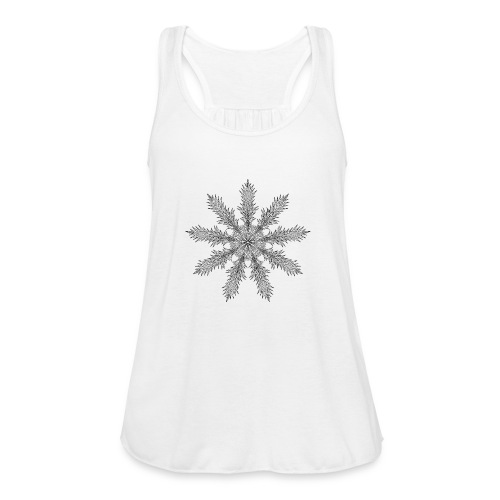 Magic Star Tribal #4 - Women's Tank Top by Bella