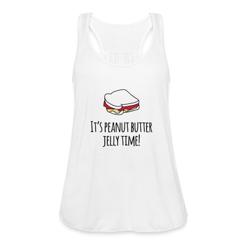 Peanut Butter Jelly Time - Frauen Tank Top von Bella