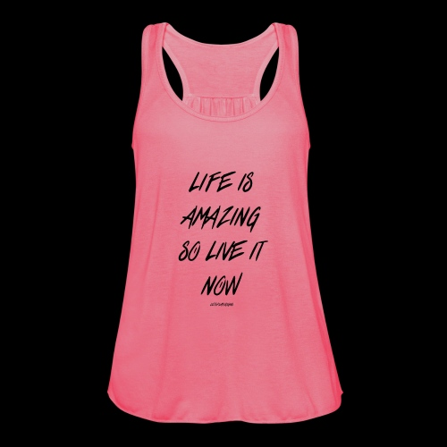 Life is amazing Samsung Case - Featherweight Women's Tank Top